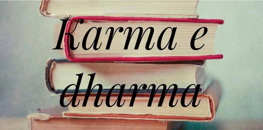 Livros a Ler: Karma e Dharma